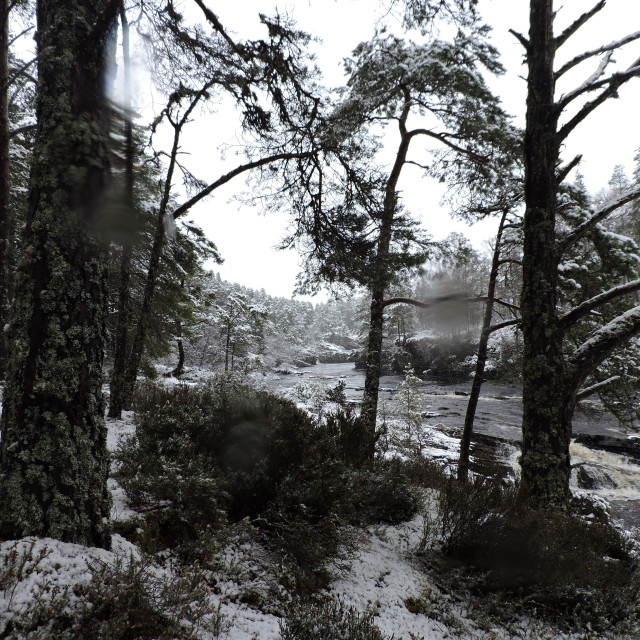 """Garve Inverness Highland of Scotland 2016"" stock image"
