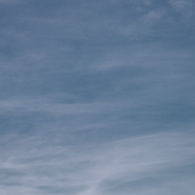 """""""blue sky with clouds, background or texture"""" stock image"""