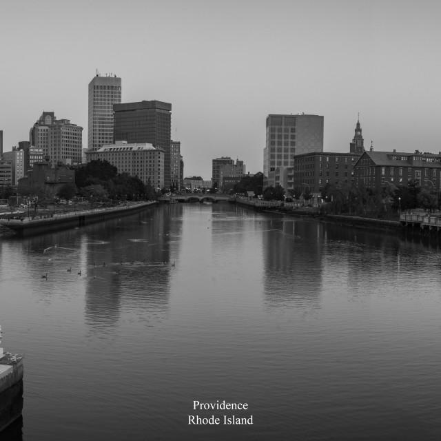 """Providence, RI"" stock image"