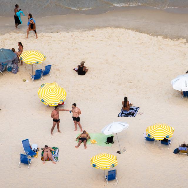 """""""Praia"""" stock image"""