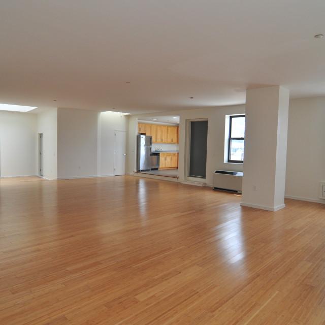 """Unfurnished Apartment"" stock image"