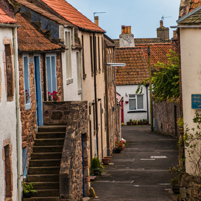 """""""Wynds & Alleys"""" stock image"""