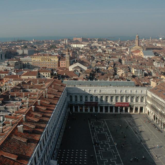 """San Marco district"" stock image"