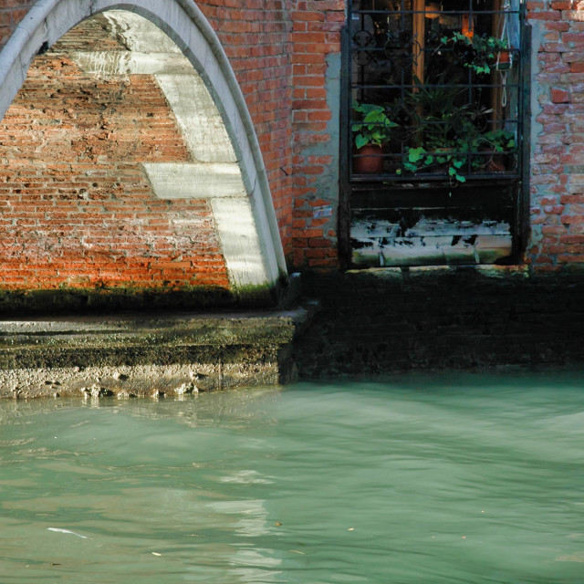 """Light under bridge"" stock image"