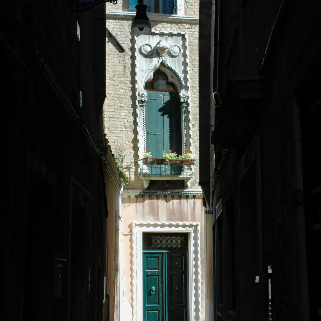 """Ornate windows & doors"" stock image"