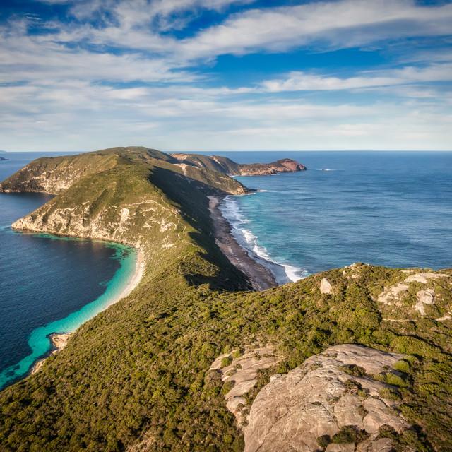 """Flinders Peninsular, Western Australia"" stock image"