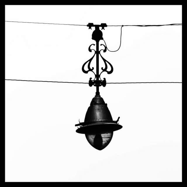 """Street light."" stock image"