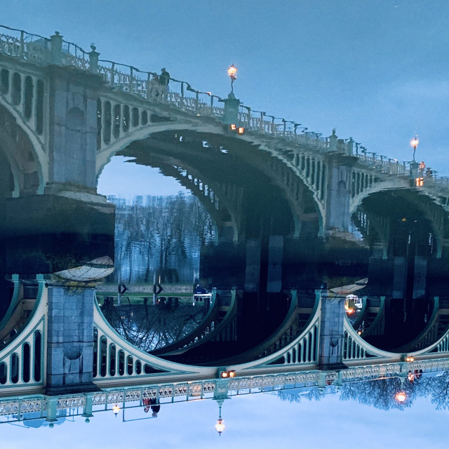 """""""Richmond Lock"""" stock image"""
