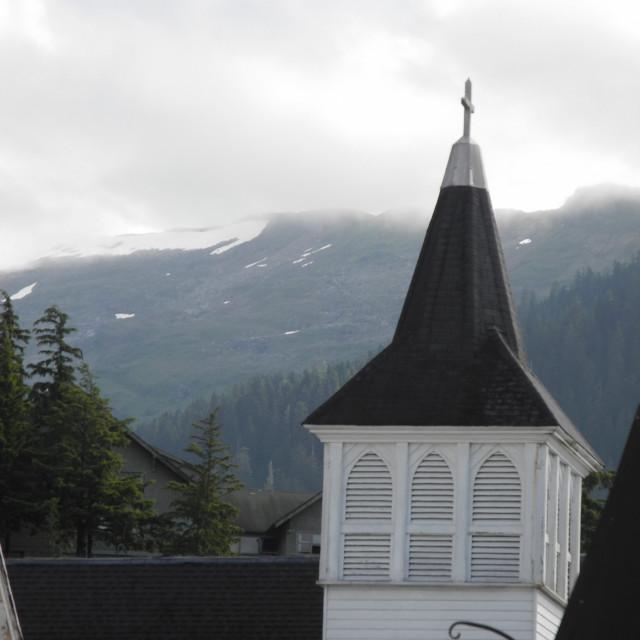 """St. John's Church"" stock image"