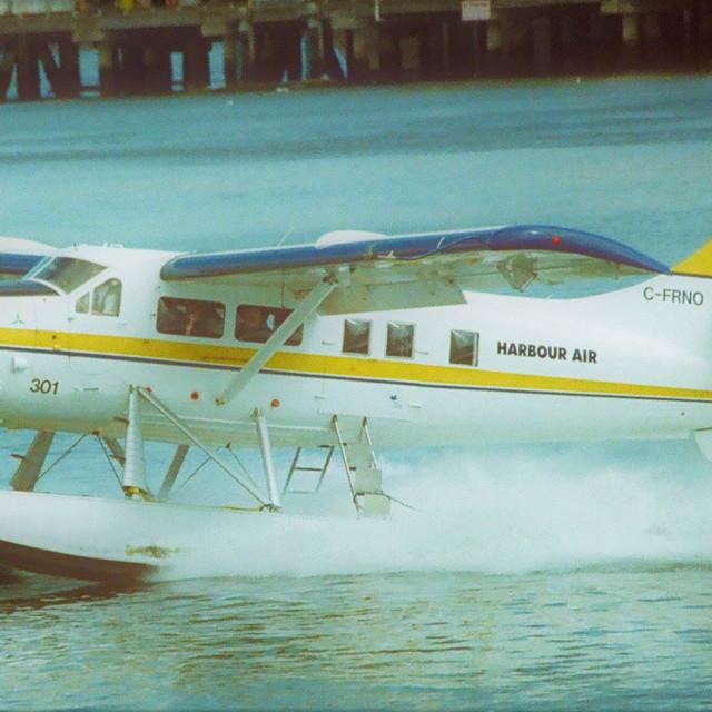 """Float Plane"" stock image"