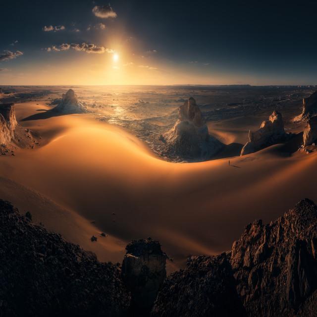 """Arabian Dream"" stock image"
