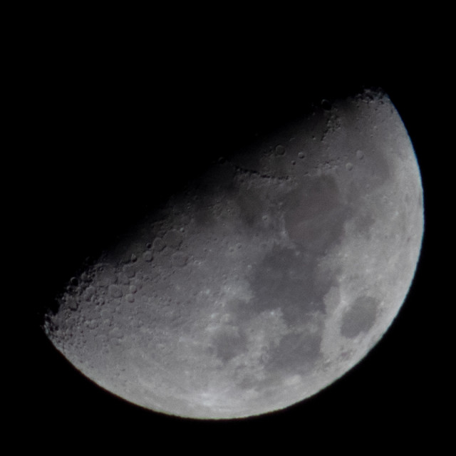 """Half Moon"" stock image"