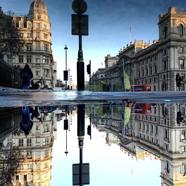 """""""Whitehall"""" stock image"""