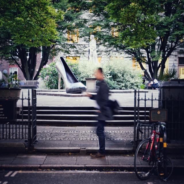 """London street"" stock image"