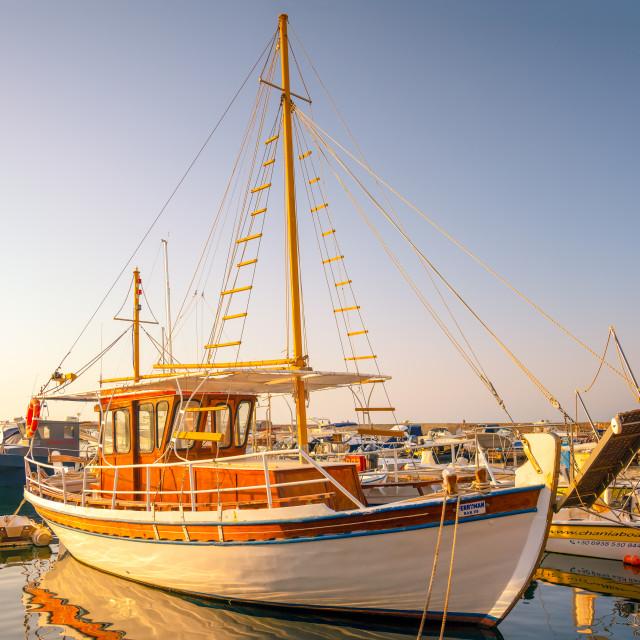 """The Ferryman"" stock image"