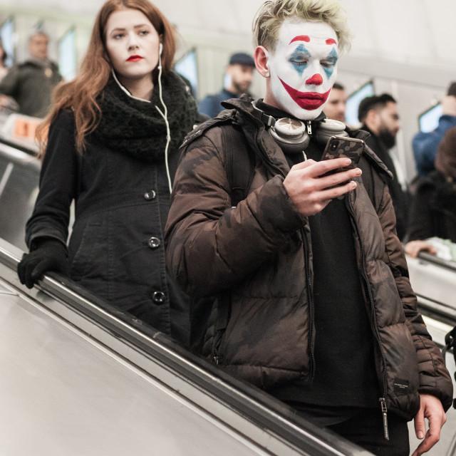 """""""Joker"""" stock image"""