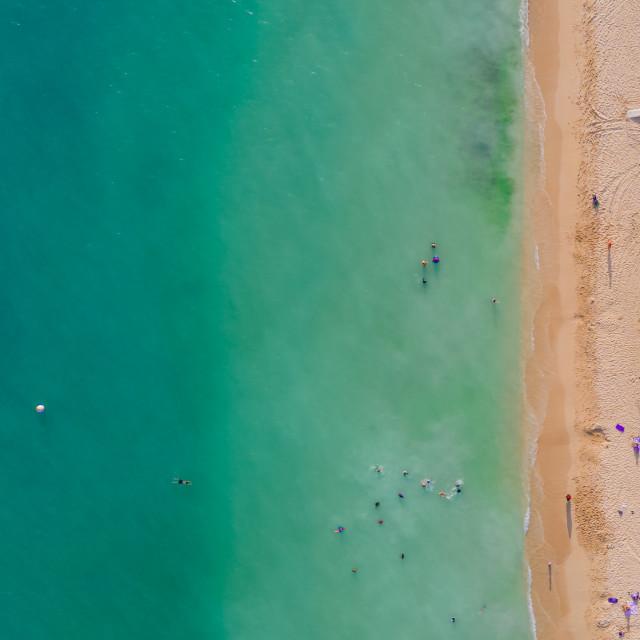 """Hawaiian Beach"" stock image"