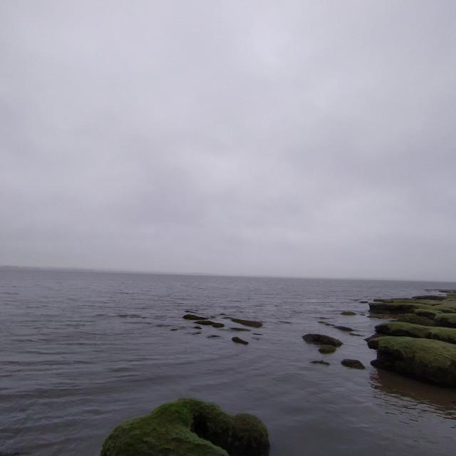 """Bowness Coast"" stock image"