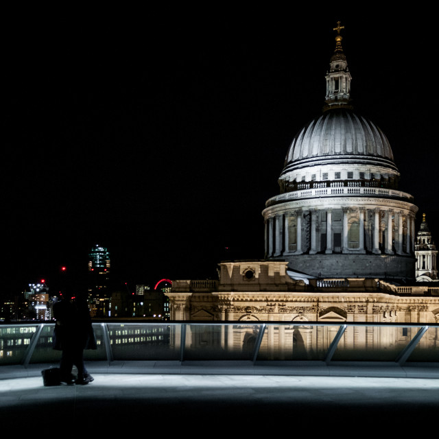 """London Love"" stock image"