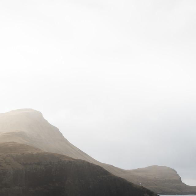 """faroe islands"" stock image"