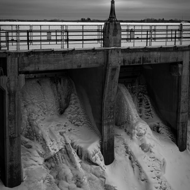 """Hydro power dam"" stock image"