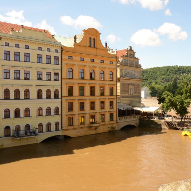 """Prague, Czechia"" stock image"