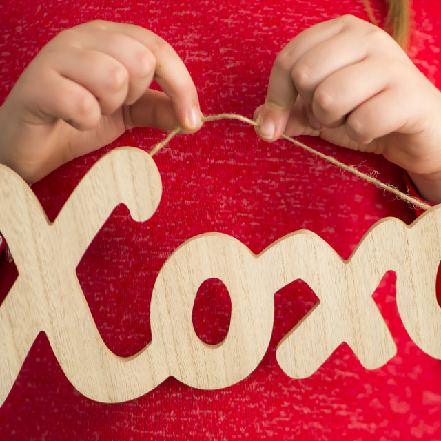 """Valentine"" stock image"