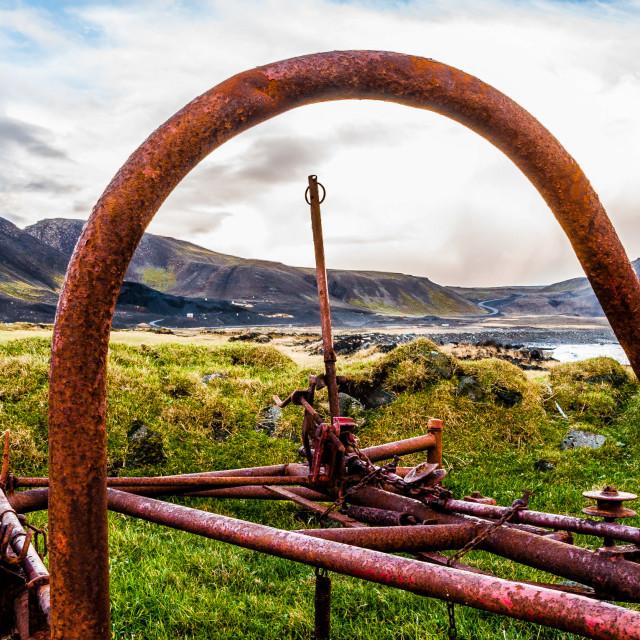 """""""Iceland - Grindavik Area"""" stock image"""