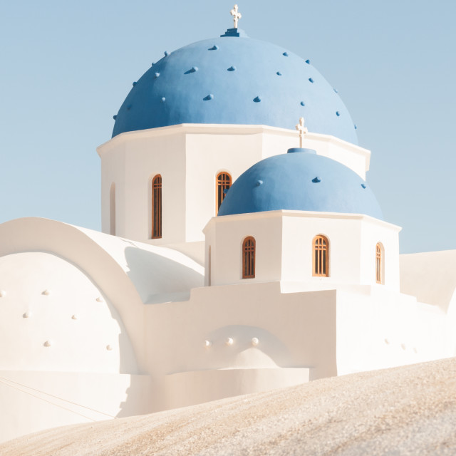 """Church Dome"" stock image"