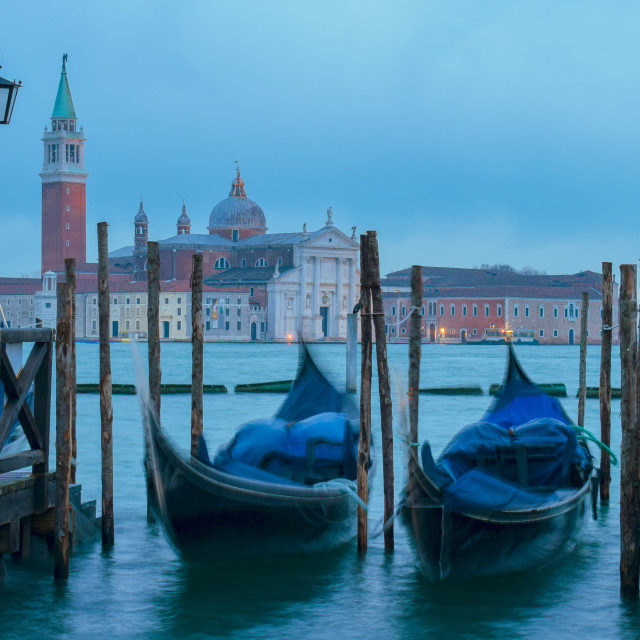 """Venetian Morning"" stock image"
