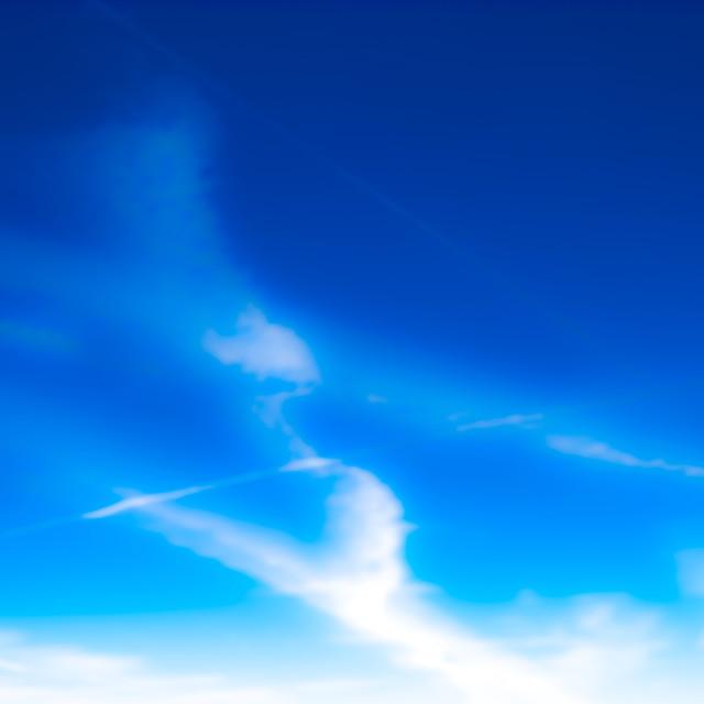"""""""Grand Canyon Sky"""" stock image"""