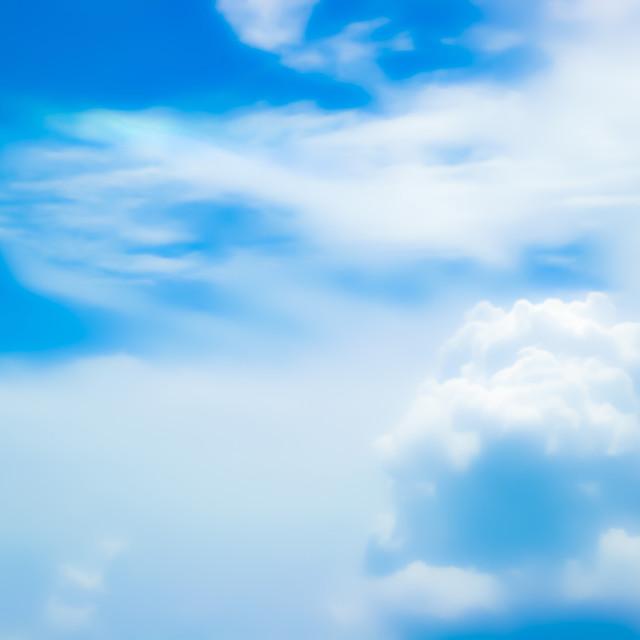 """Moray Sky"" stock image"