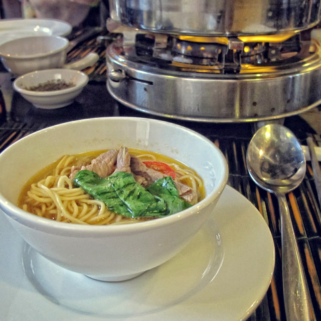 """""""Vietnamese Hot pot"""" stock image"""