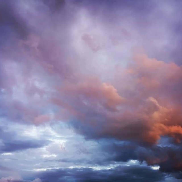"""Epic sky!!"" stock image"