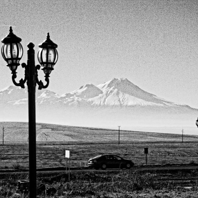 """Turkish road"" stock image"