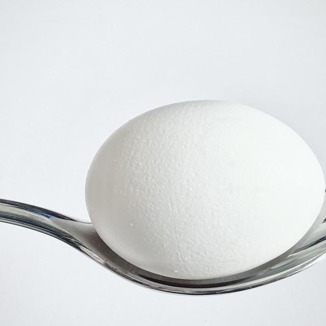 """""""En egg"""" stock image"""