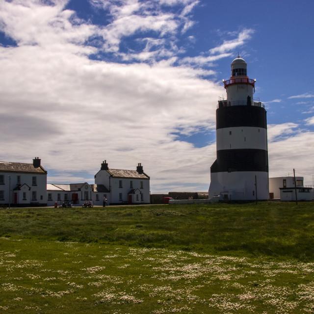 """Hook Lighthouse"" stock image"