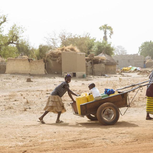 """Burkina Faso"" stock image"