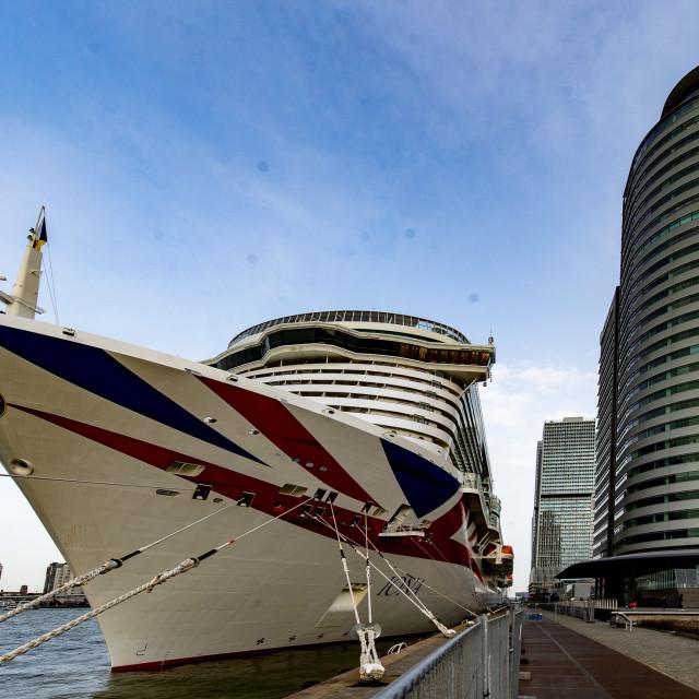 """Iona in Rotterdam"" stock image"