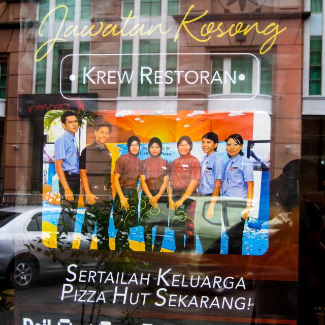 """""""Krew Restaurant"""" stock image"""