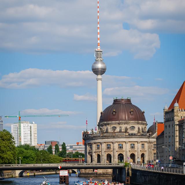 """Bode Museum, Berlin, Germany"" stock image"