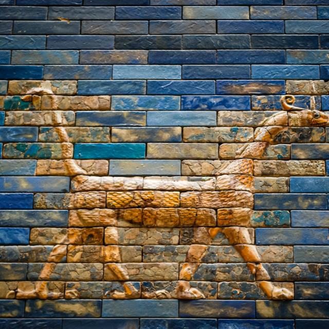 """Pergamonmuseum, Berlin, Germany"" stock image"