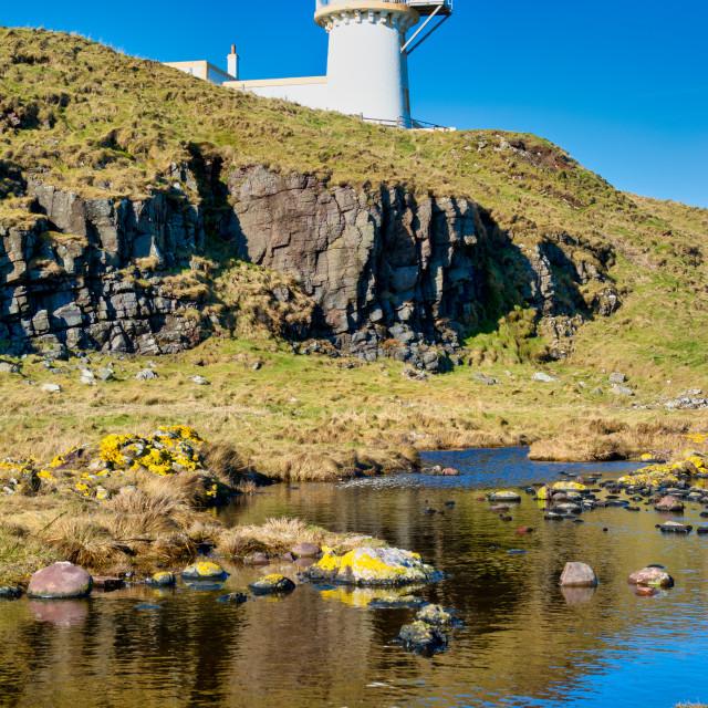 """Todhead Lighthouse"" stock image"