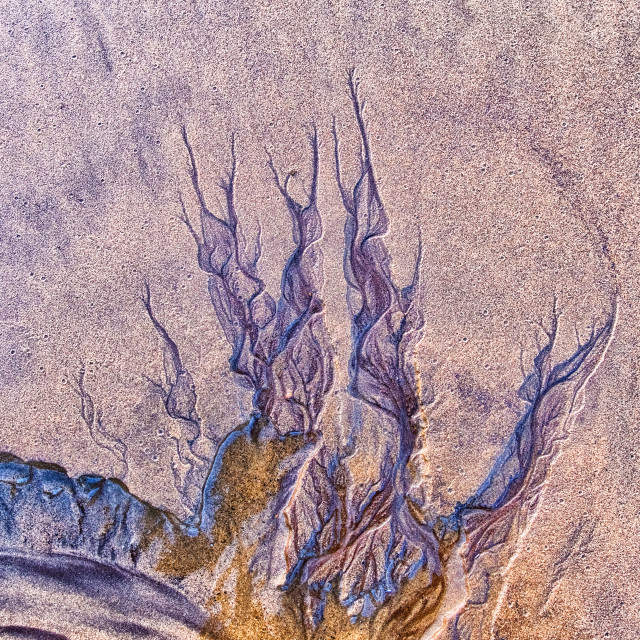 """""""Sand Abstract 4."""" stock image"""