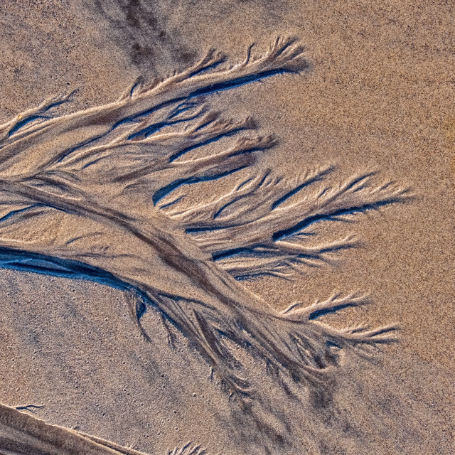 """""""Sand Abstract 1."""" stock image"""