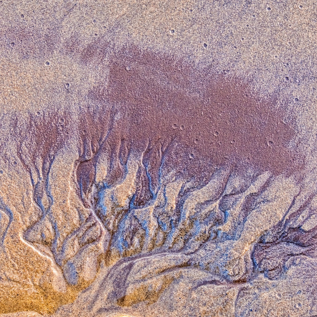 """""""Sand Abstract 3."""" stock image"""
