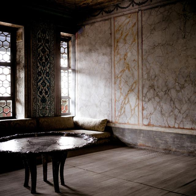 """At Topkapı Palace"" stock image"