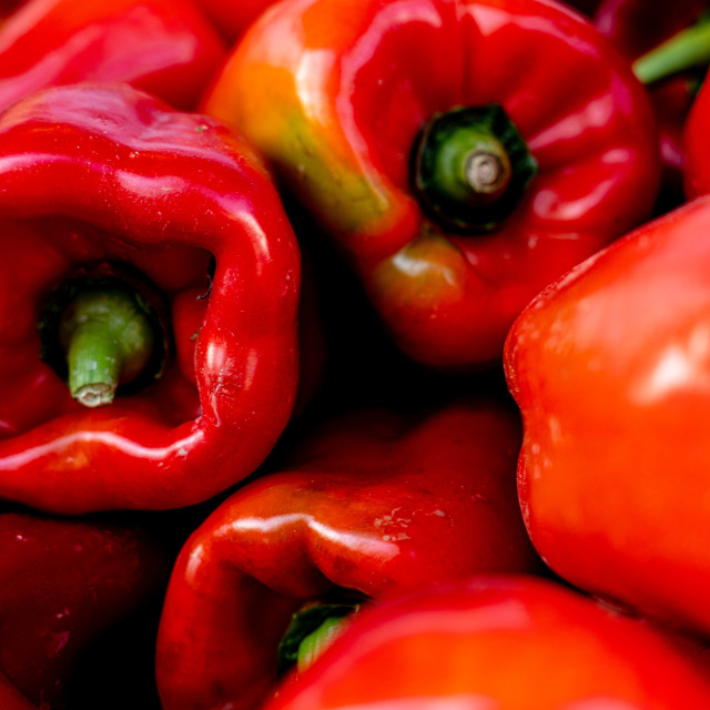 """""""Bell peppers"""" stock image"""
