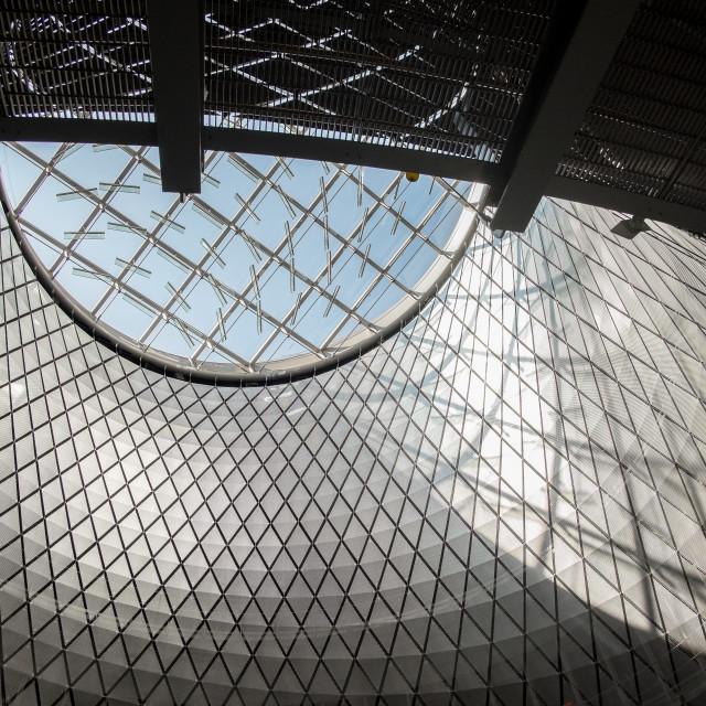 """""""Interior Manhattan"""" stock image"""