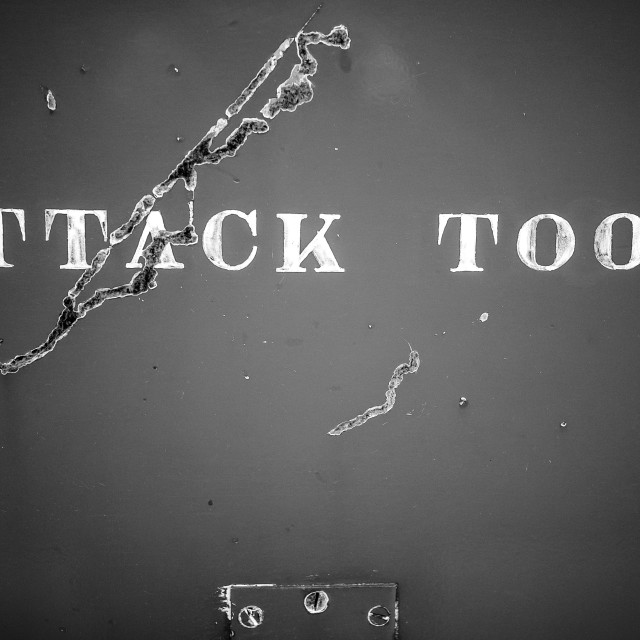 """Attack Tools"" stock image"